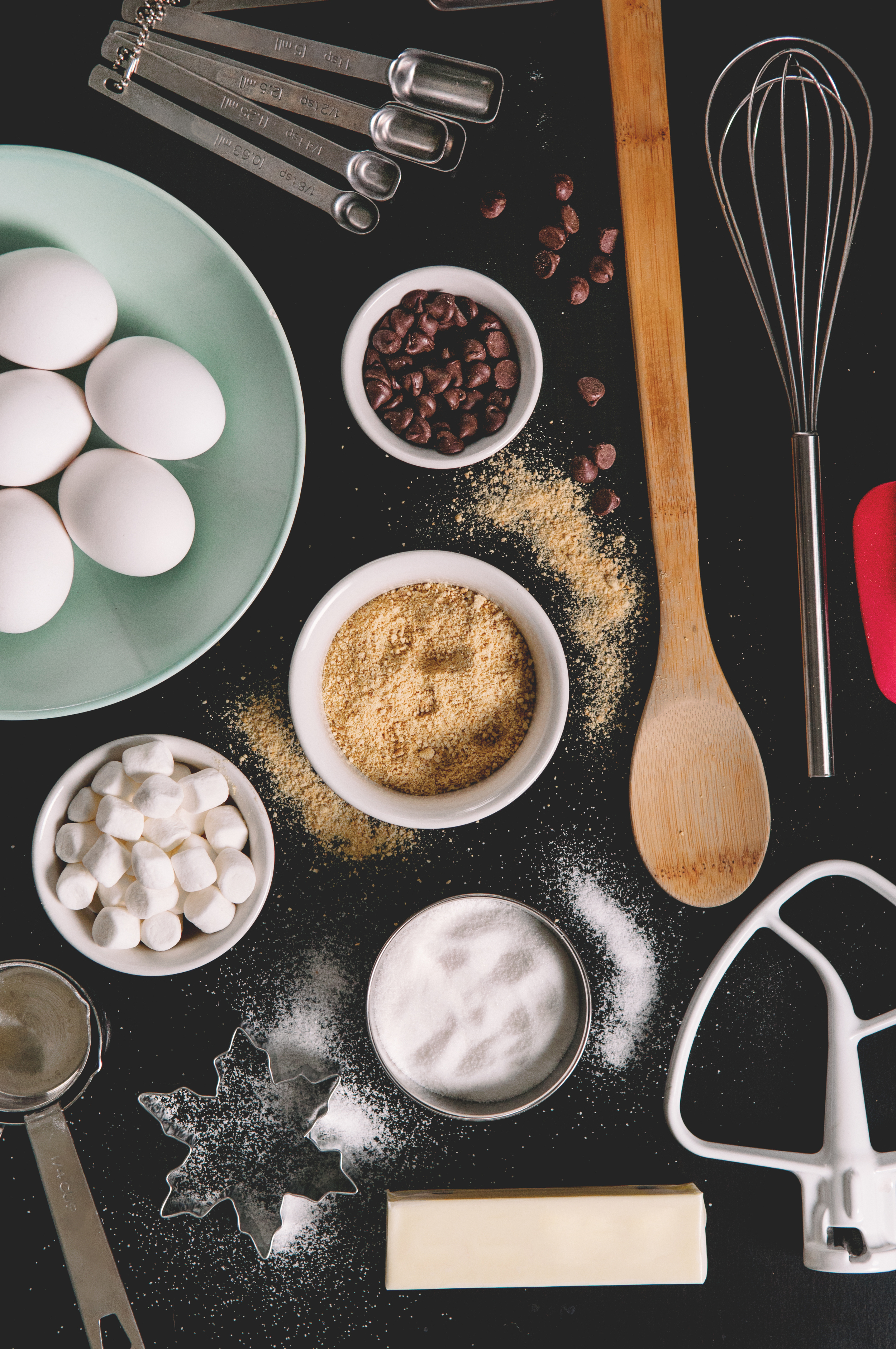 Baking Ingredients - Baltimore Food Photography