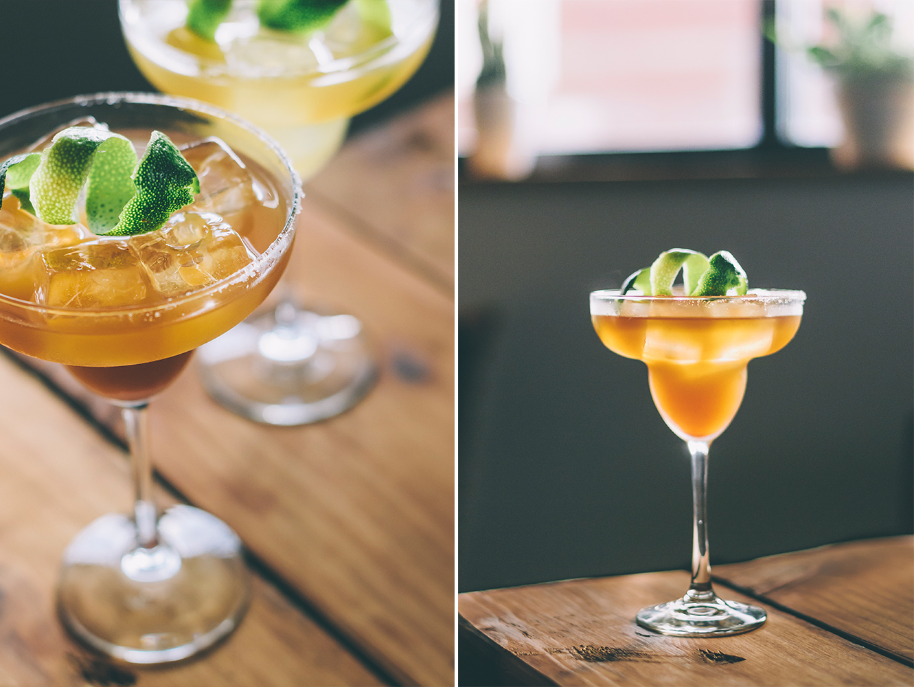 Clavel Spicy Margarita - Baltimore Food Photography