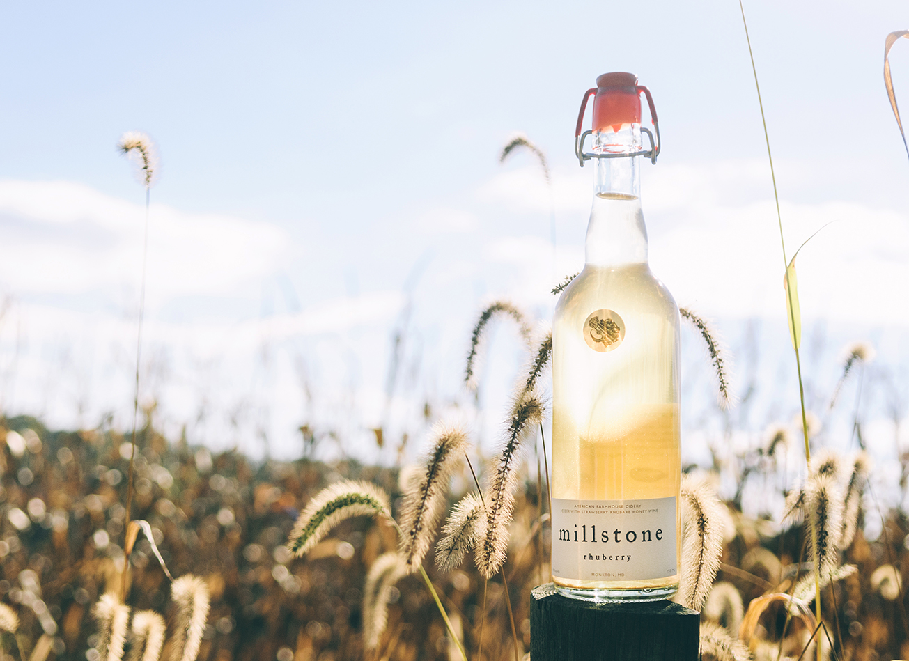 Millstone Cellars Cider - Baltimore Food Photography