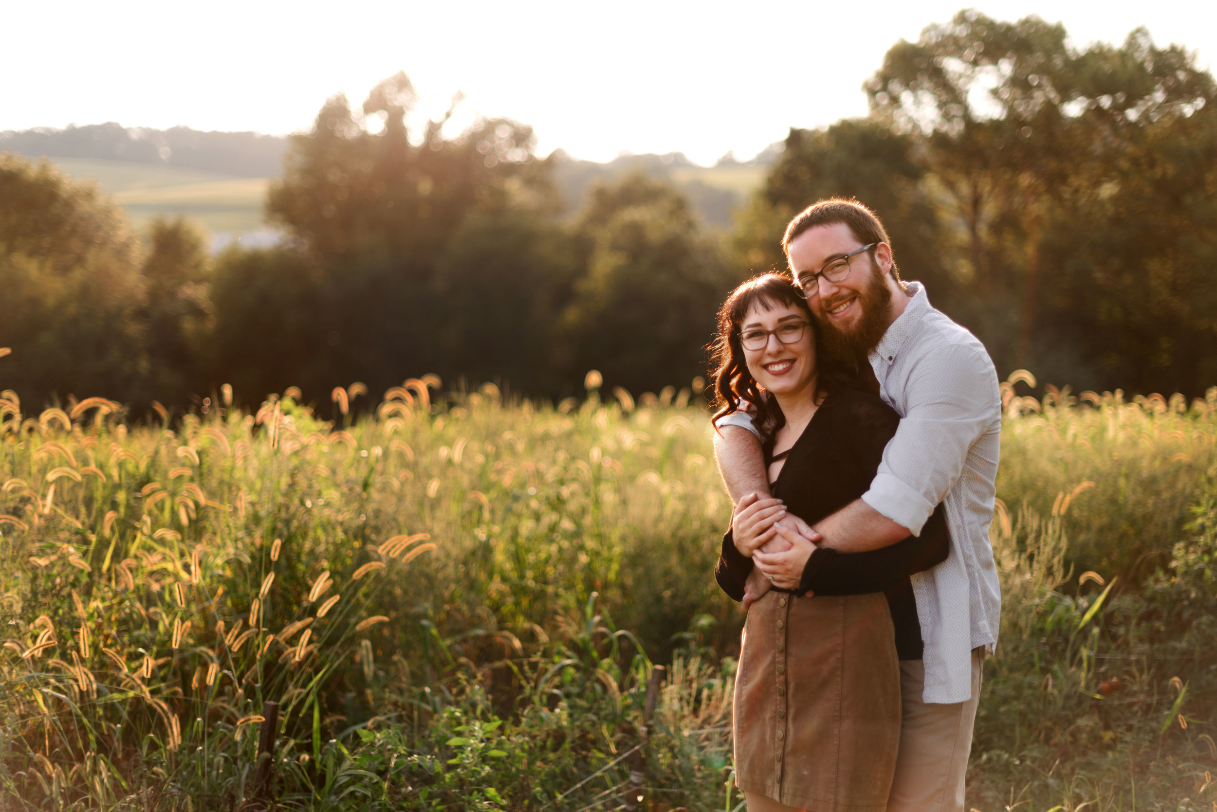 Shunkwiler Photo Maryland Engagement Session