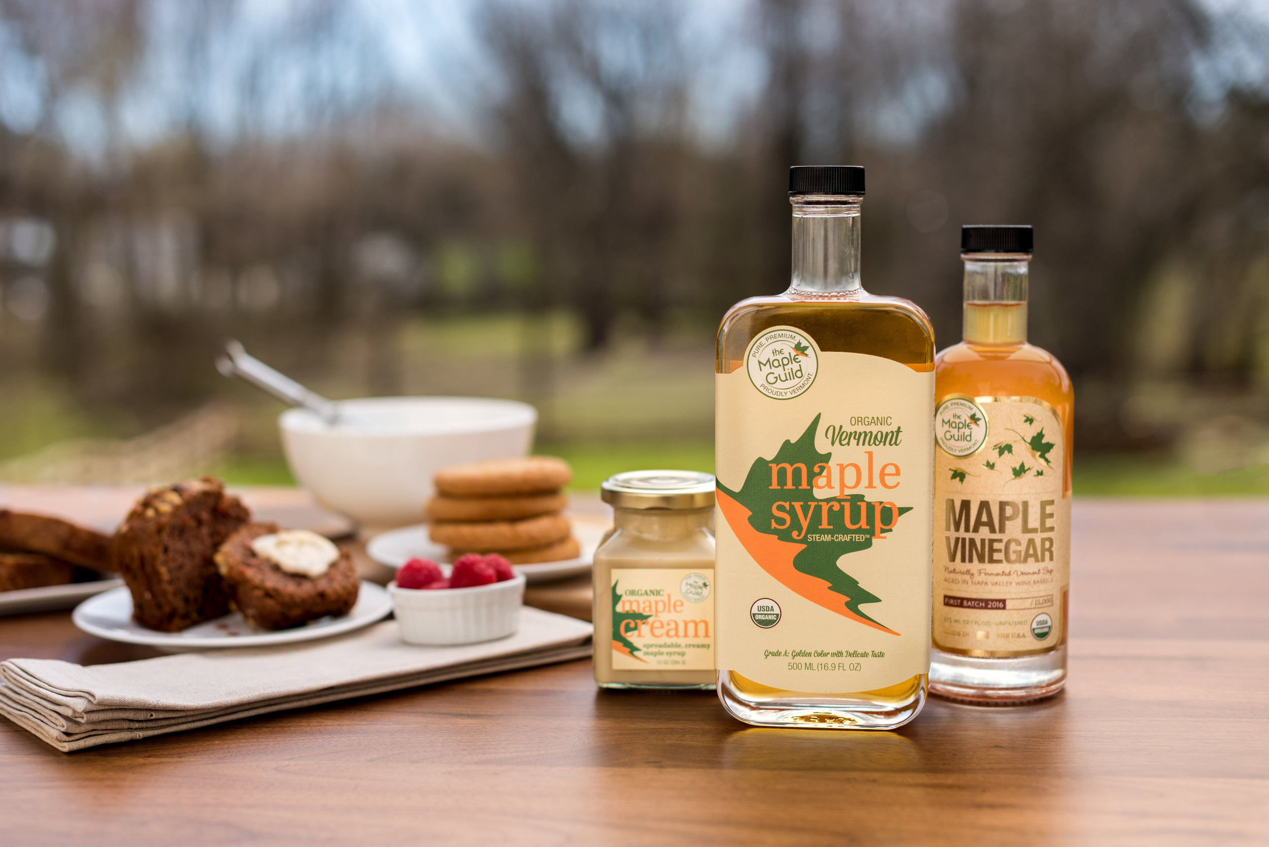 Maple Guild - Maryland Food Photography