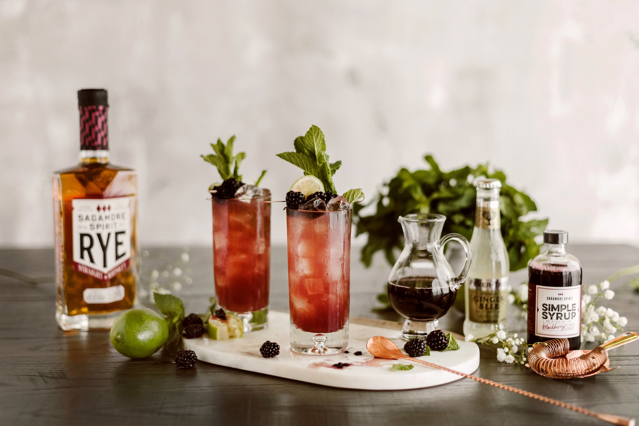 Sagamore Spirit Cocktail - Maryland Product Photography