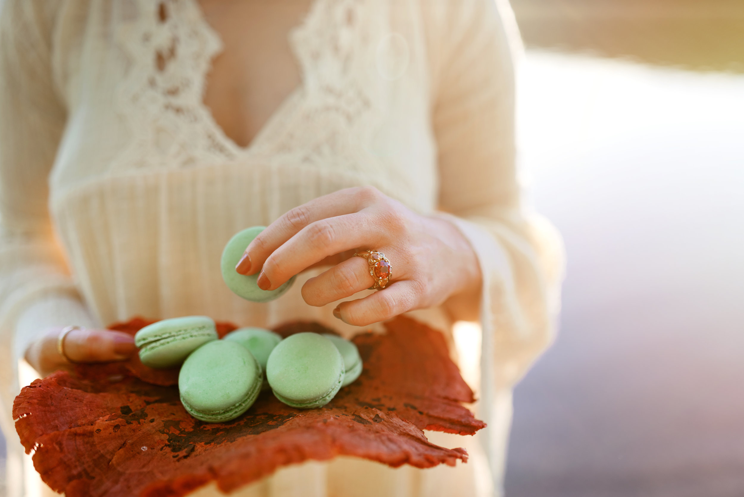 Macarons - Maryland Product Photography