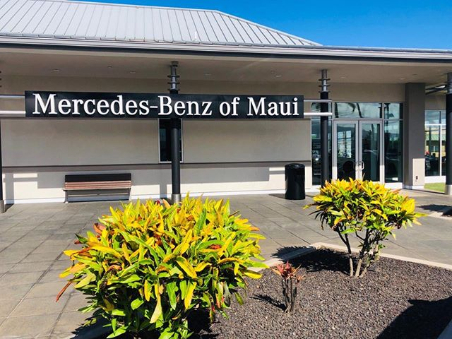 AutoiPacket install day at Mercedes-Benz of Maui! When you're working with AutoiPacket, you're in good company! We work with some of the best dealer partners and groups in the United States! Book a meeting today, we won't disappoint! #AutoiPacket #Hawaii #Maui #MBUSA