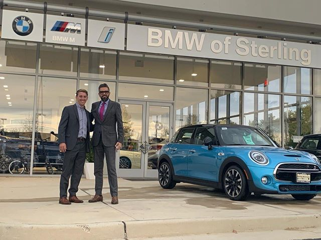 AutoiPacket install day with the team at BMW of Sterling! Welcome and Thank you for your support! When you work with AutoiPacket, you're in good company!  #AutoiPacket #BMW #Sterling #Virginia