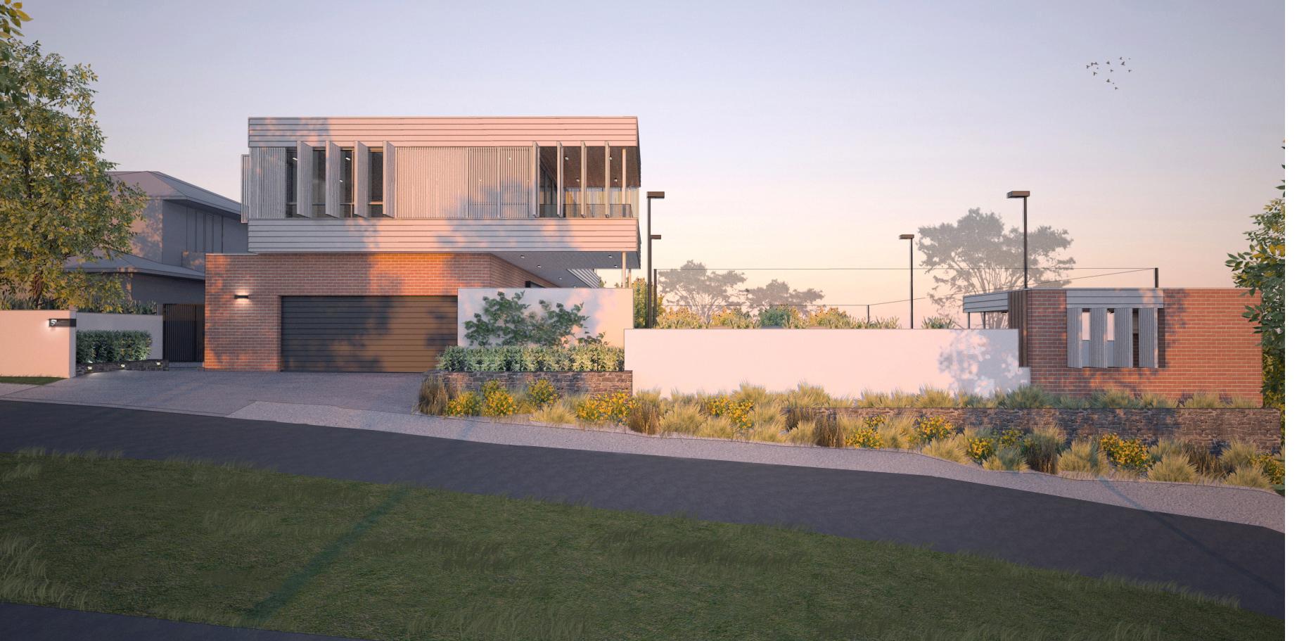 Brisbane mid century modern