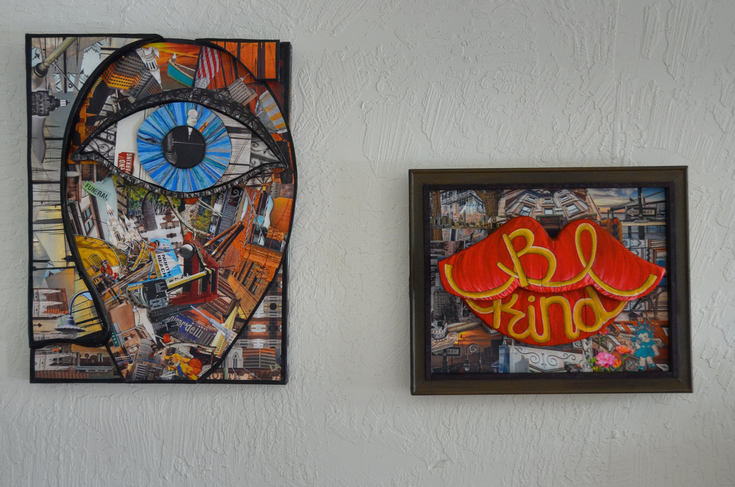 The Eye Doesn't Lie + Be Kind