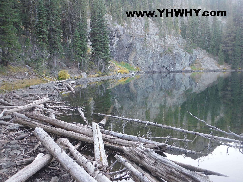 Seven Devils Lake IDAHO By Mr Vance (c) YHWHY