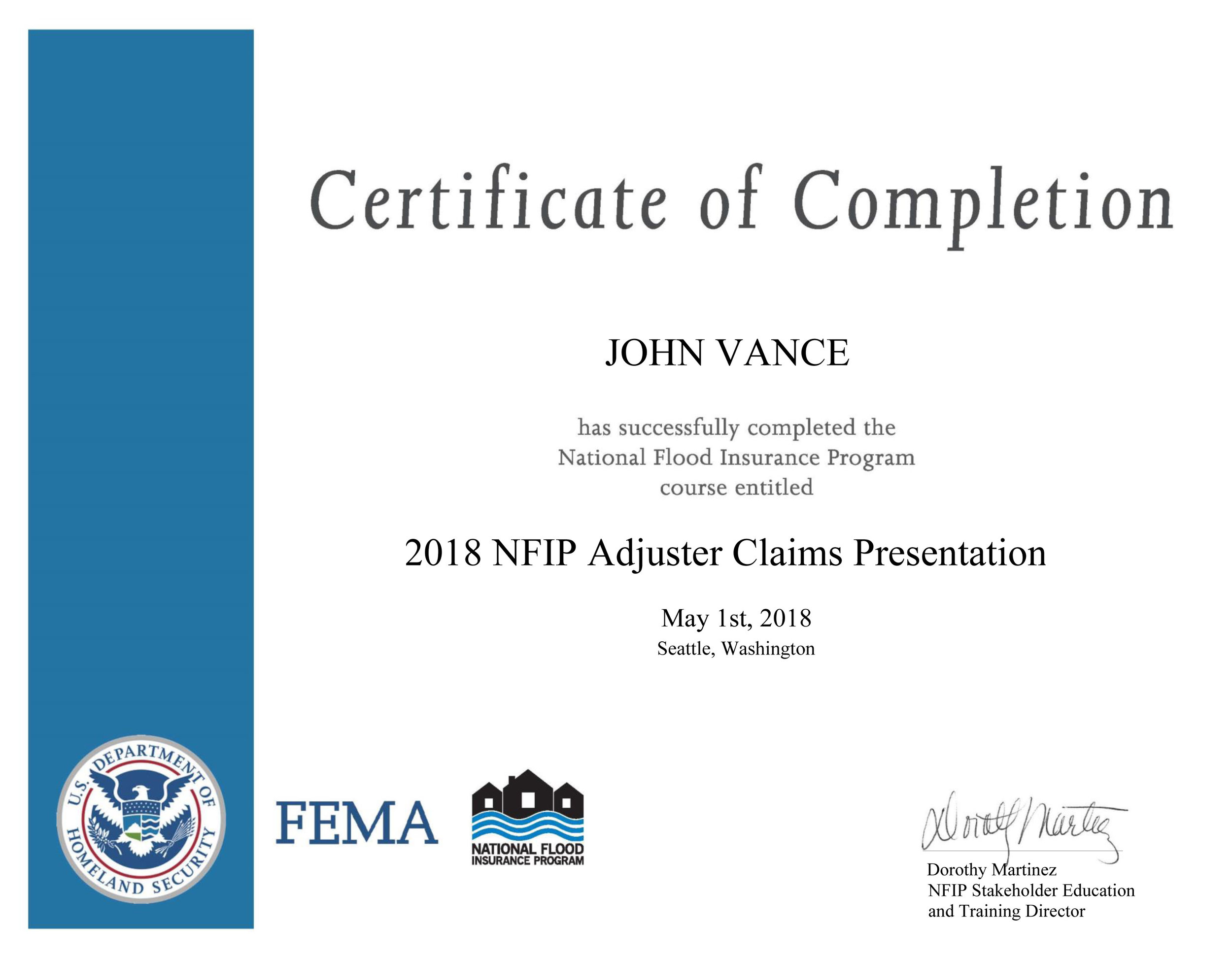 Vance 2118 NFIP_Adjuster_Presentation_Certificate_2018.jpg