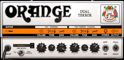 AmpliTube Orange Dual Terror