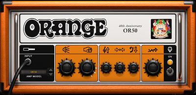 AmpliTube Orange OR 50