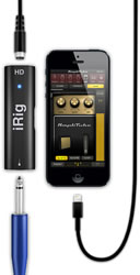 iRig and iphone