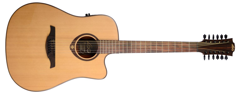 LAG Tramontane 12 String Guitar