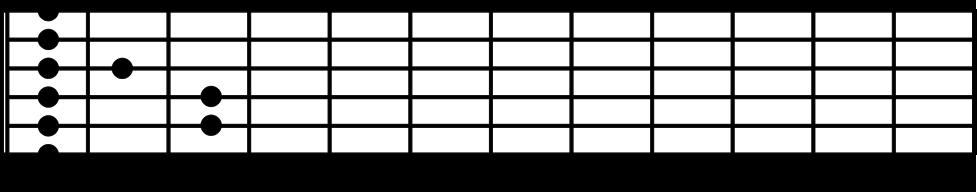 F Major Barre Chord