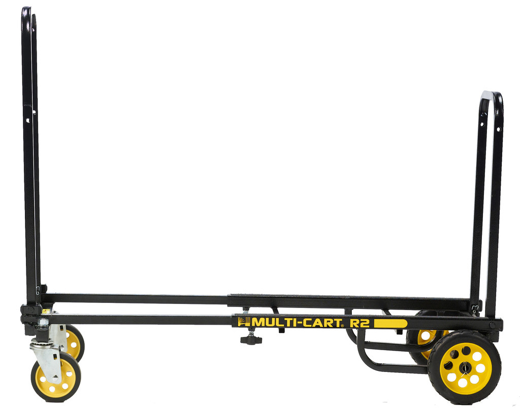 Cart extended to 39 inches.