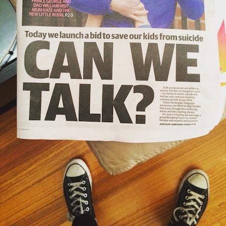 CanWeTalk newspaper