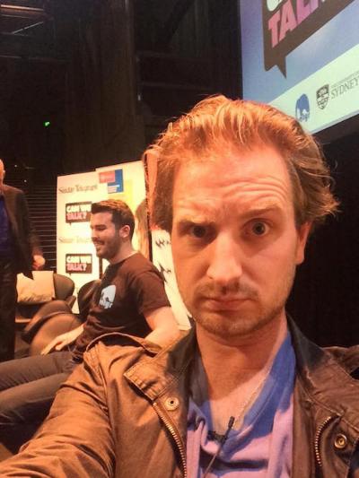 CanWeTalk panel selfie