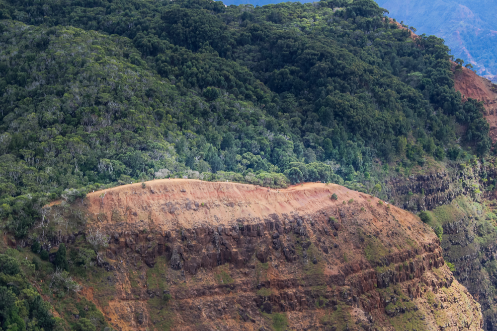 I would have loved to hike into Waimea Canyon! Something I didn't mention is I was actually feeling very under the weather on this first day in Kauai! By taking it easy, I was better by the next day.