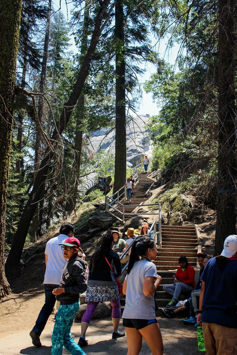 Time to check out Moro Rock!