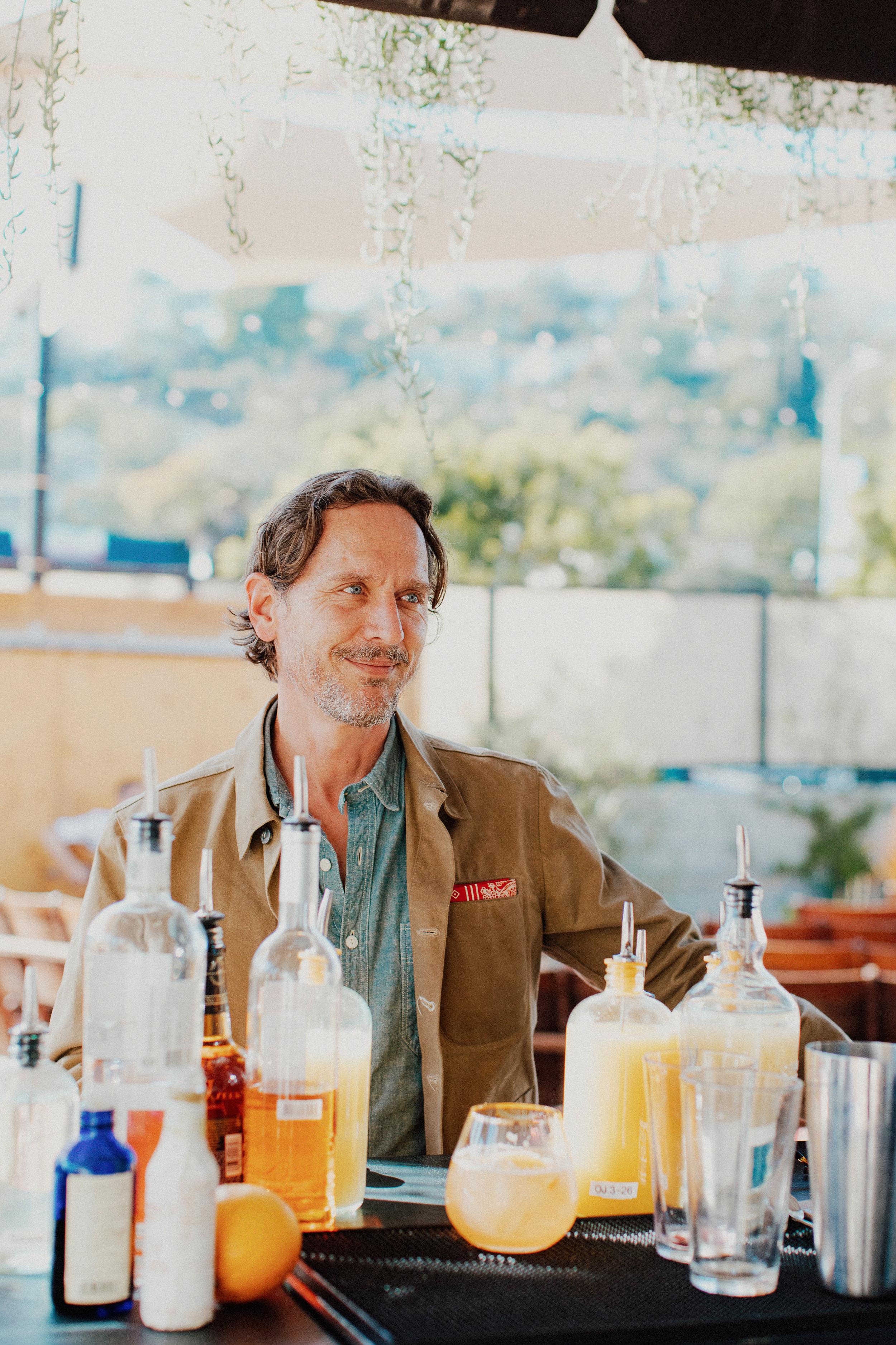 Talmadge Lowe, Beverage Director