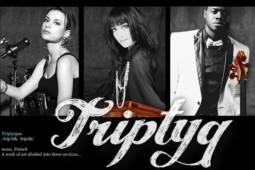 Triptyq