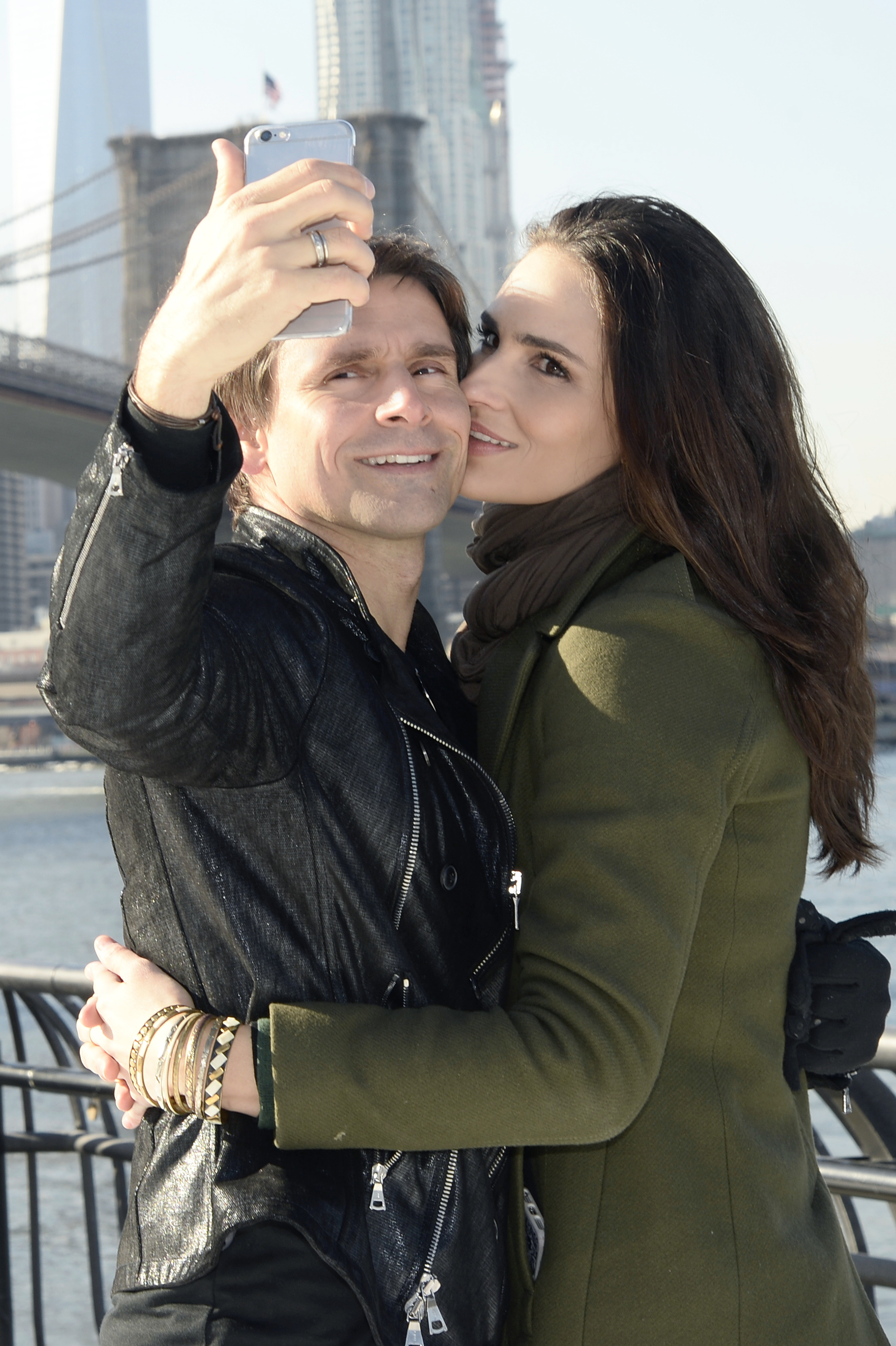 Fernanda Tavares and Murilo Rosa QUEM ACONTECE MAGAZINE