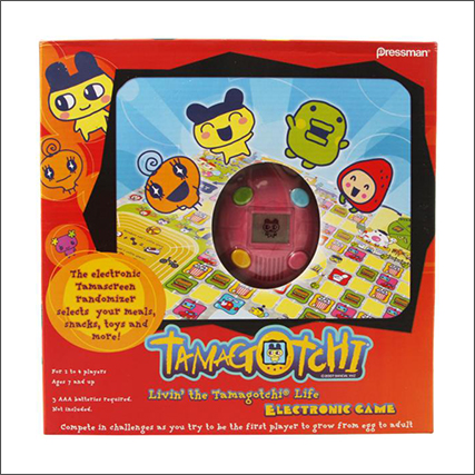 Tamagotchi Game