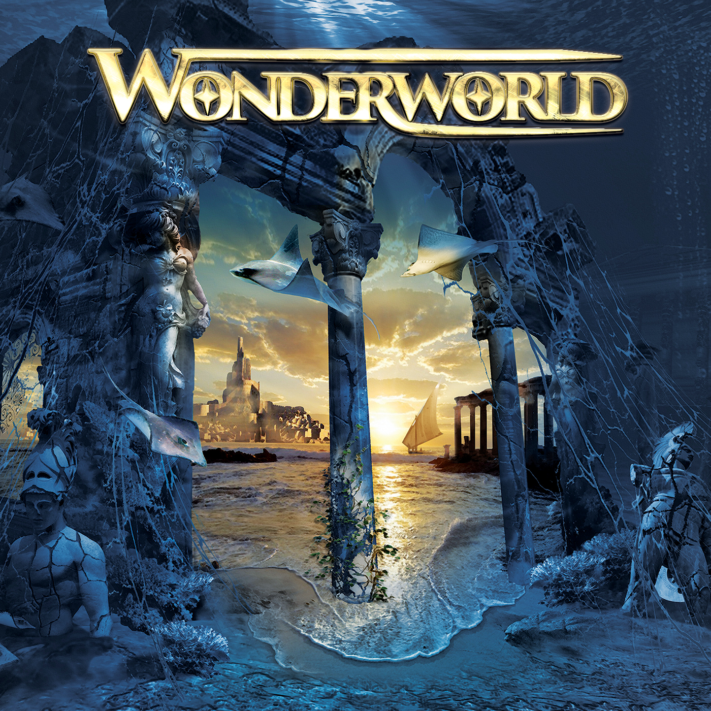 Wonderworld - released October 2014.