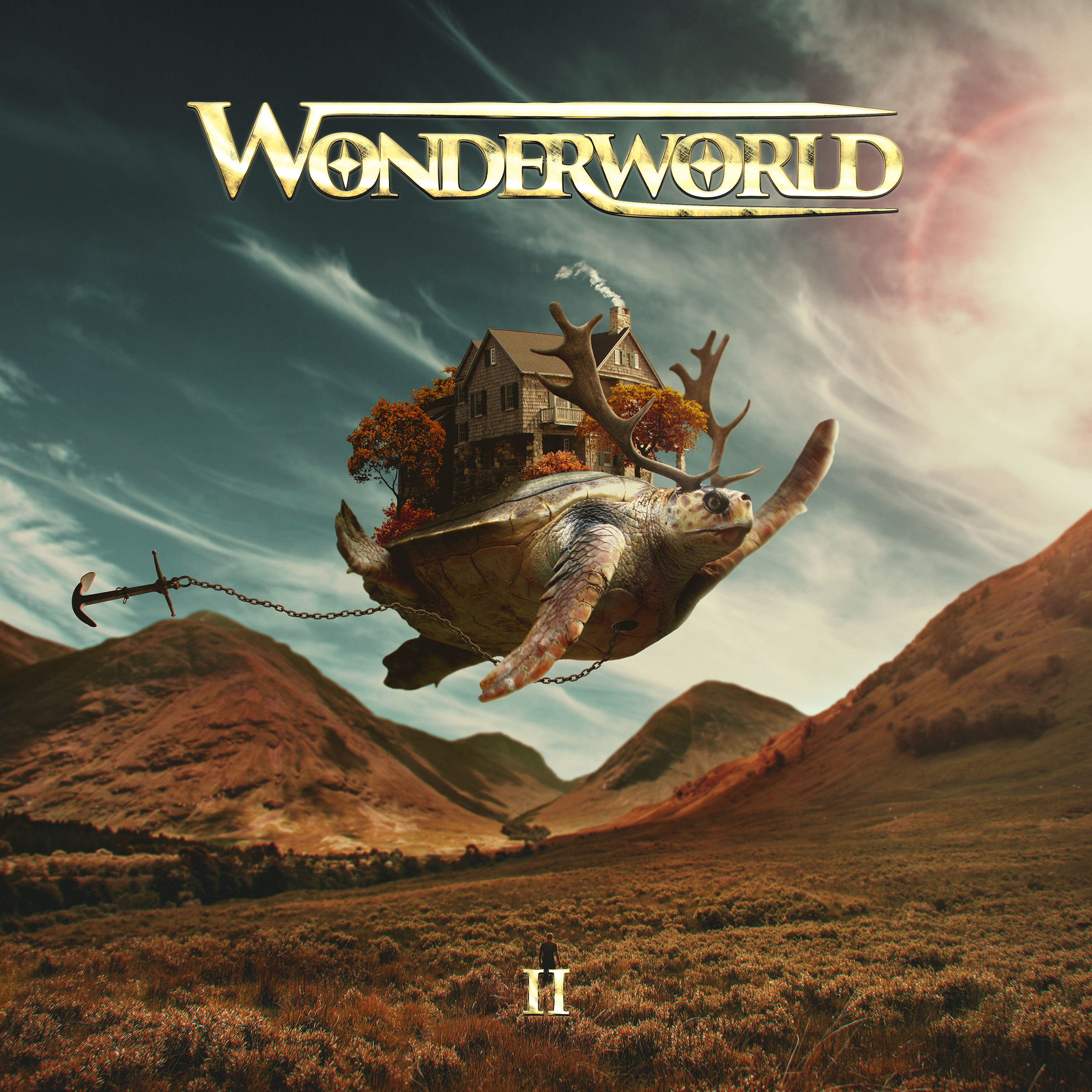 Wonderworld II - released March 2016.