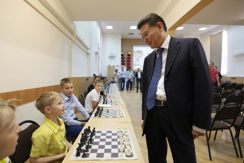 "Фото из архива сайта ""Шахматы в школах"""