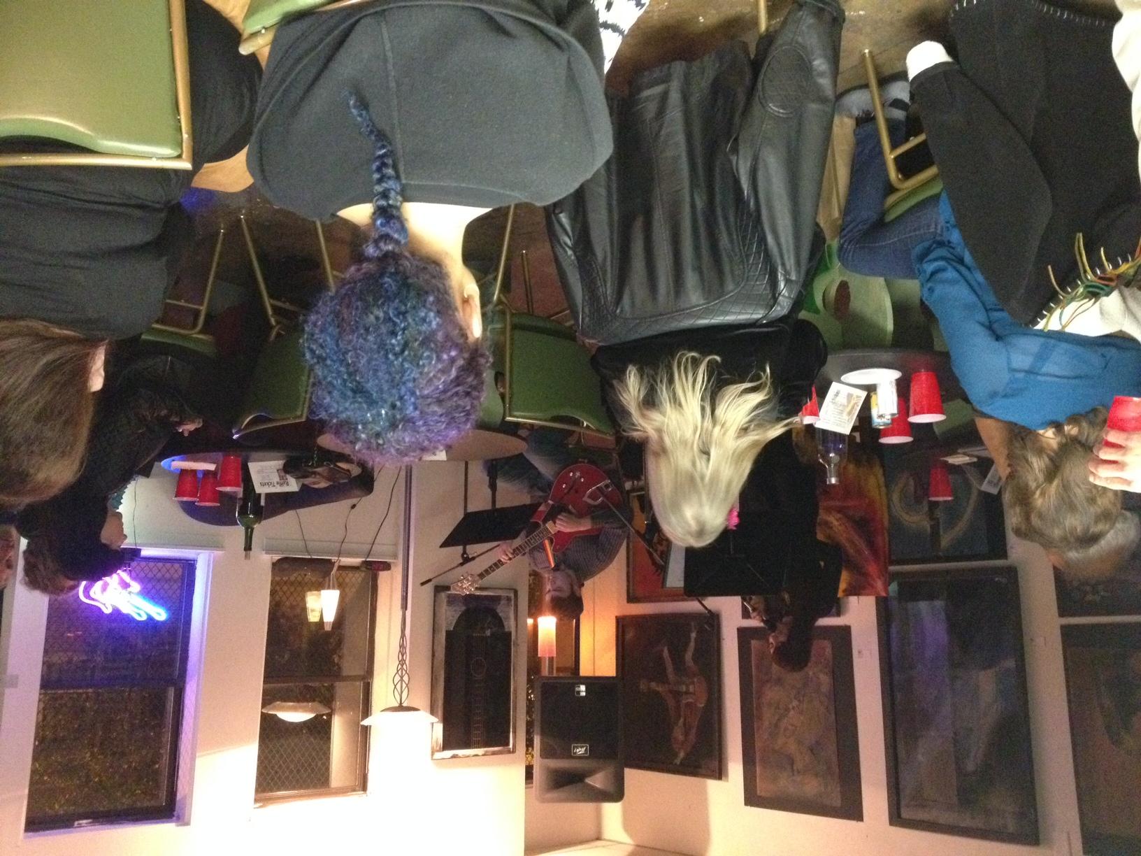 A Saturday night Jazz showcase featuring Justyna Biala and Jon Ross.