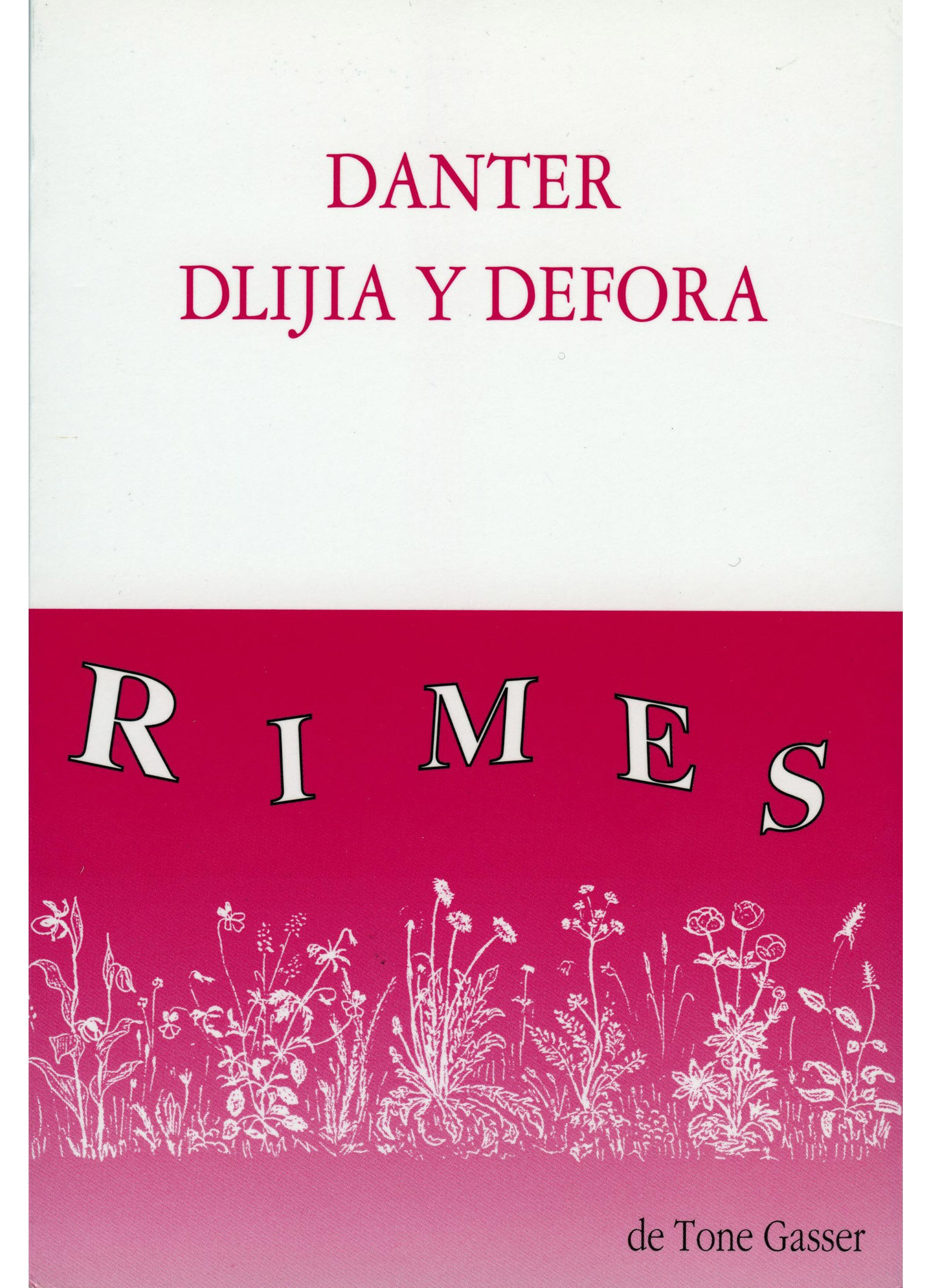 DANTER DLIJIA Y DEFORA