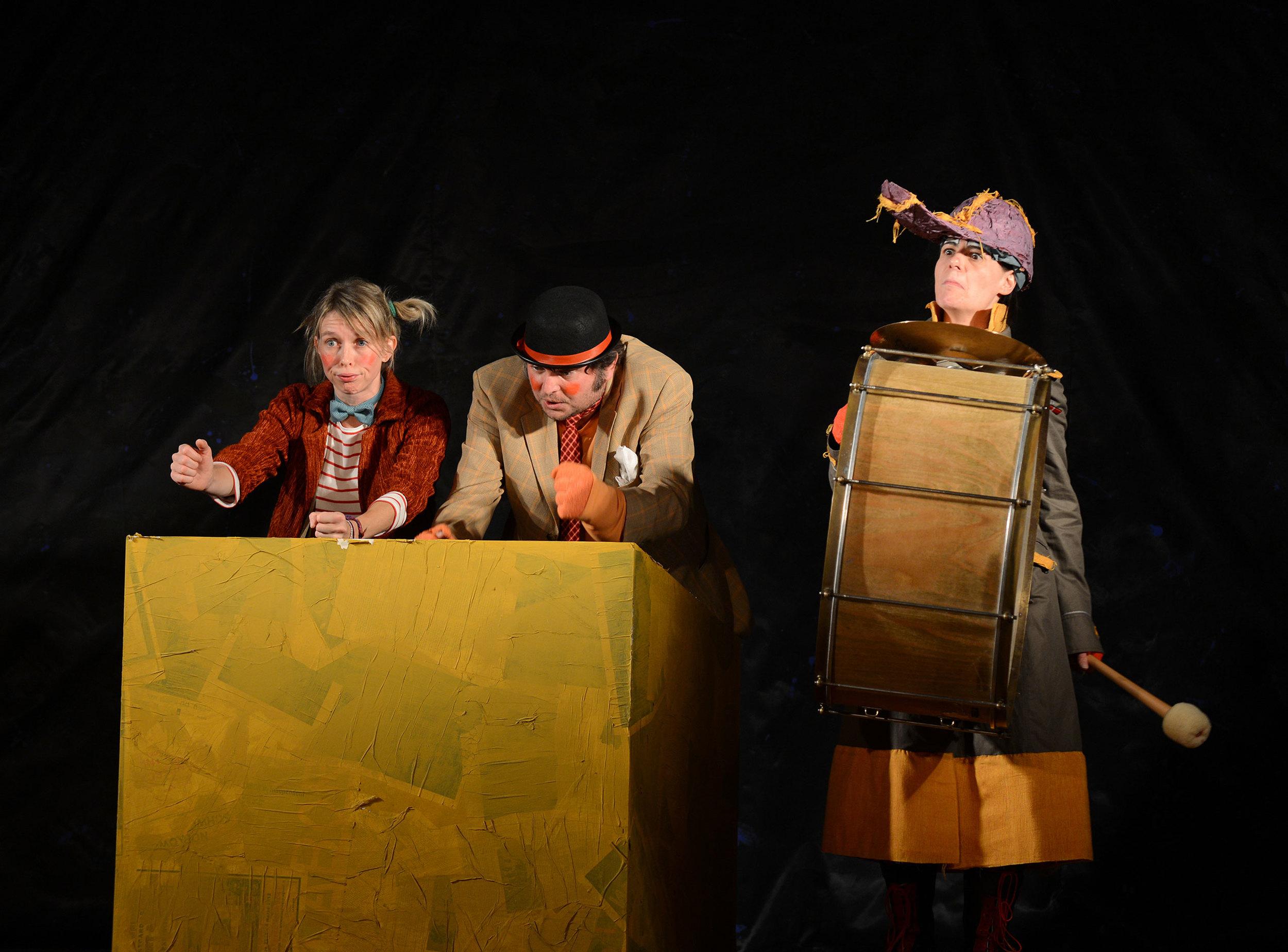 Frogura y Bartolomeus é dui de bugn compagns che n'ô nia plü se lascè ingianè dal soldà,...