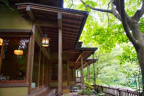 Tea house kaiseki
