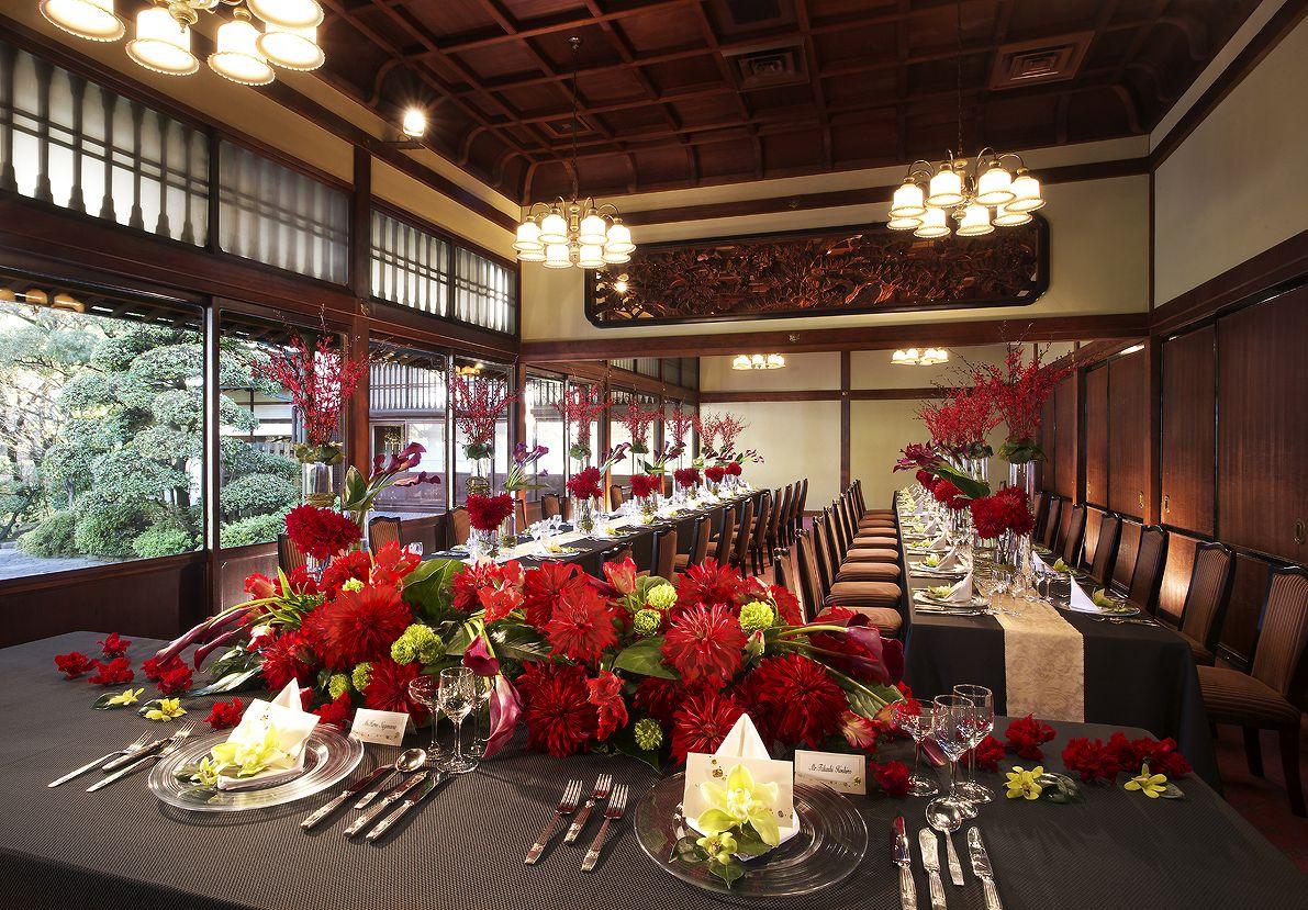 Typical wedding party venue ©Taikouen