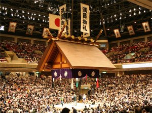 SUMO WRESTLING TOURNAMENT VIEWING TIPS