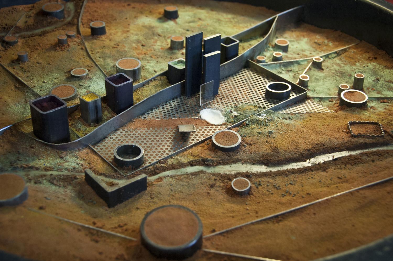 Conceptueel model IBA Parkstad