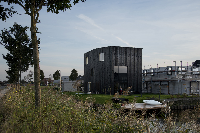 Charcoal House Nesselande