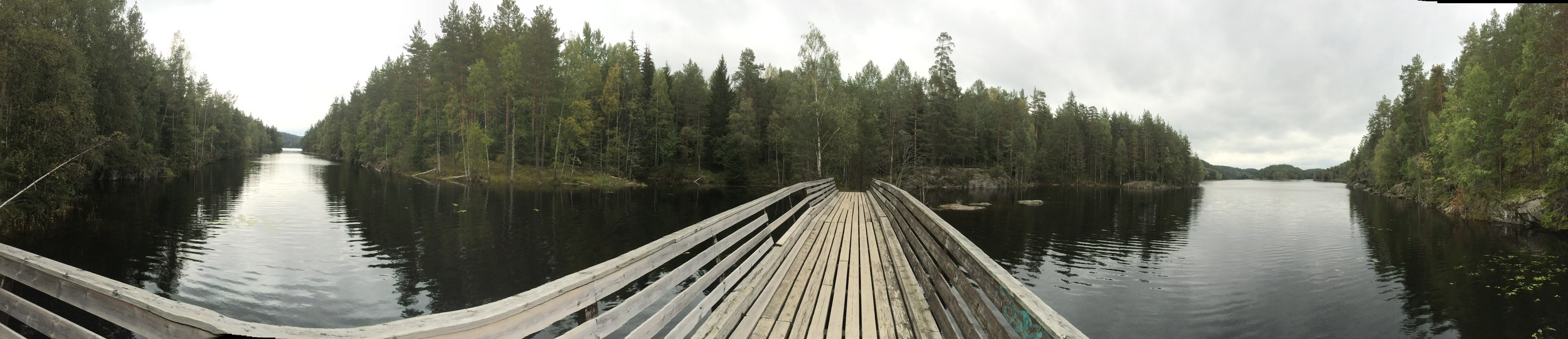 Bridge over Sor Elvaga
