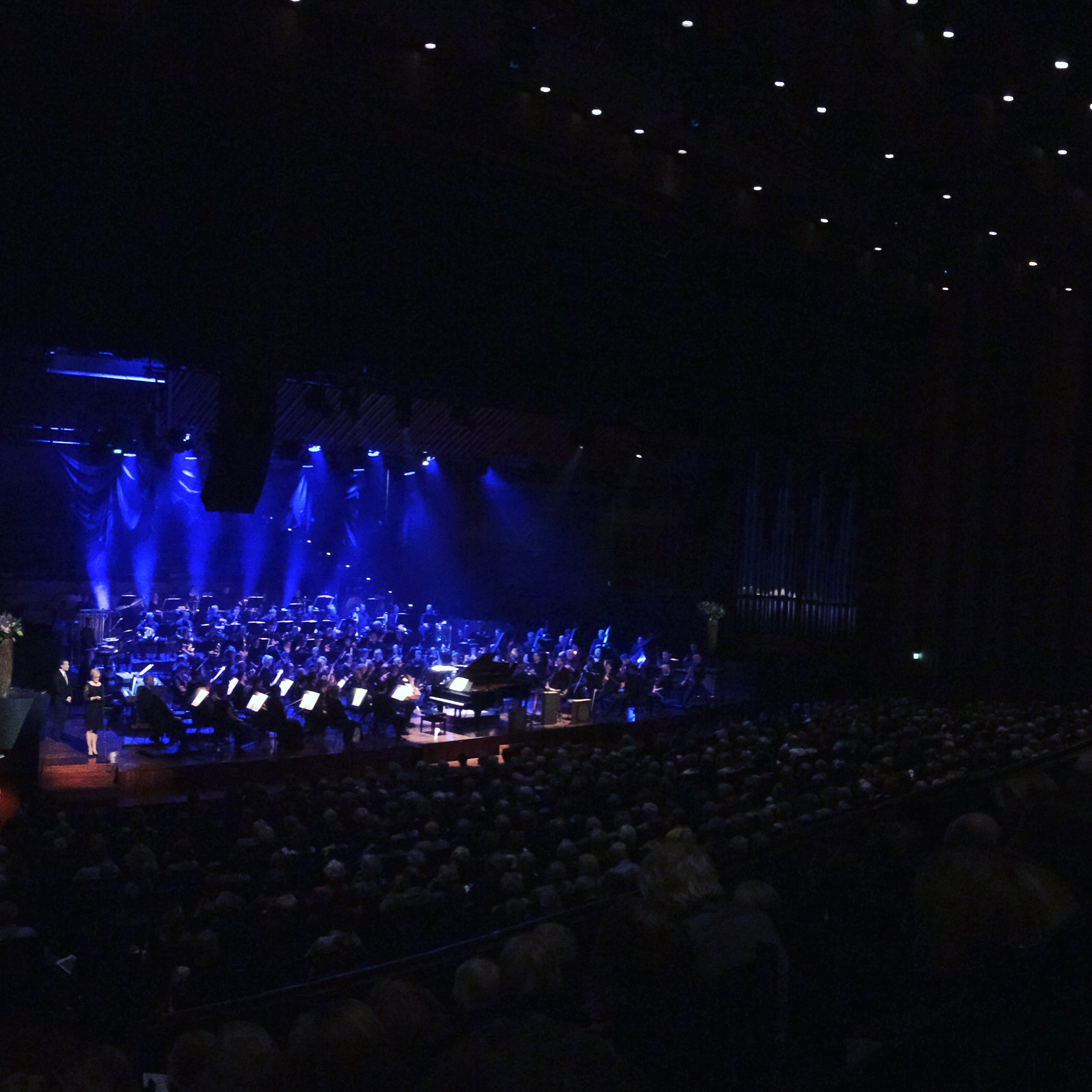 Ultima opening night - Oslo Filharmonien play Messiaen