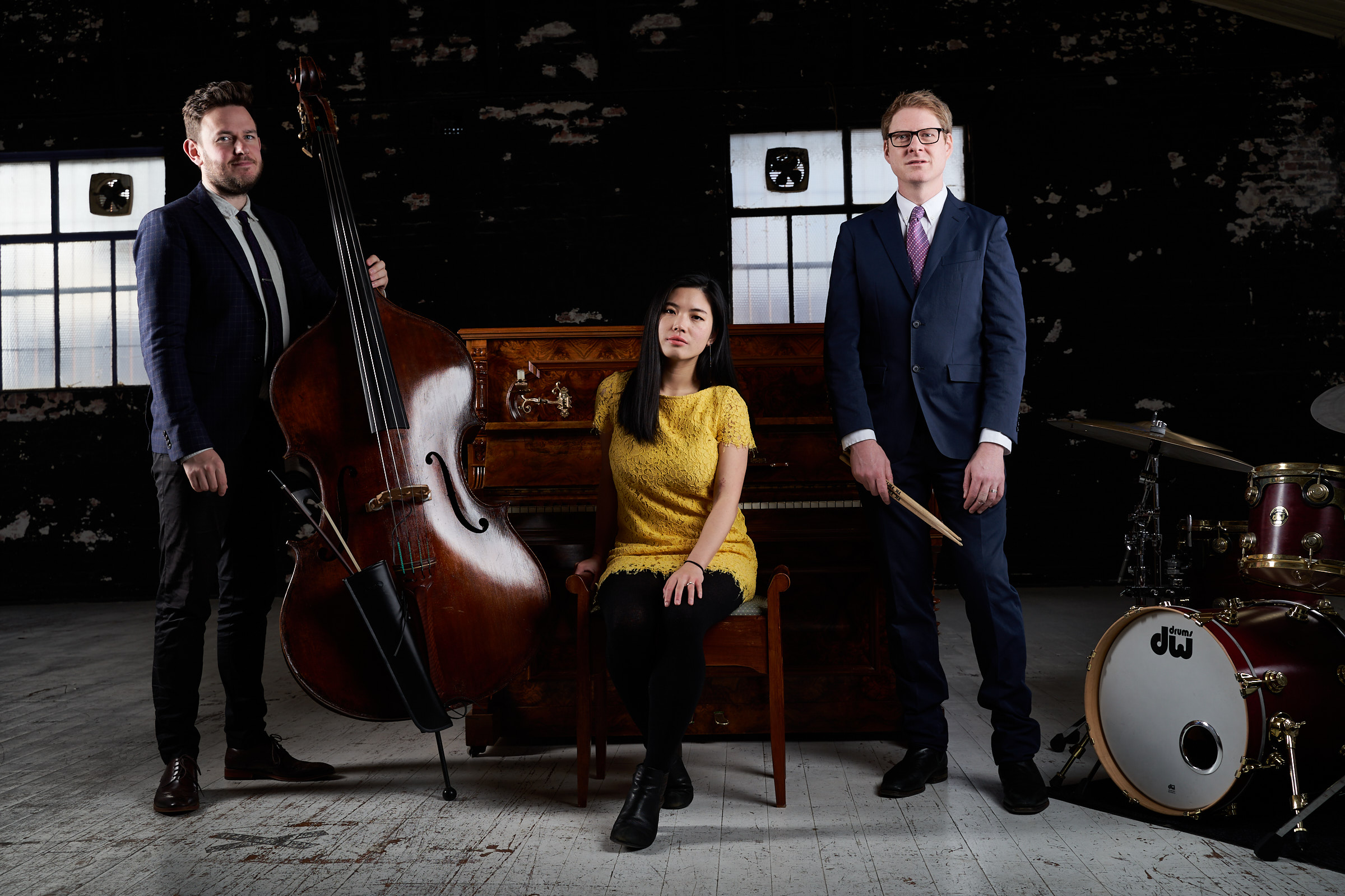Mina Yu Trio