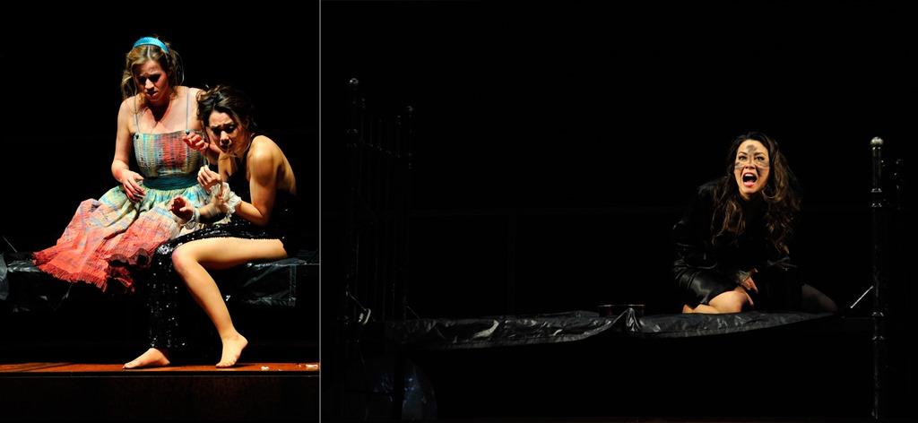Fausta, Marco Attilio Regolo // Schwetzingen Baroque Festival // Director: Eva-Maria Höckmayr // Stage: Nina von Essen // Costumes: Julia Rösler //Photos: Maurice Korbel