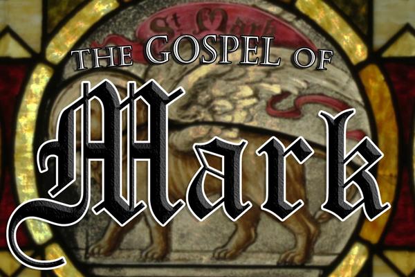 The Gospel of Mark Logo