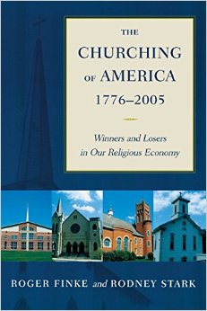 The Churching of America