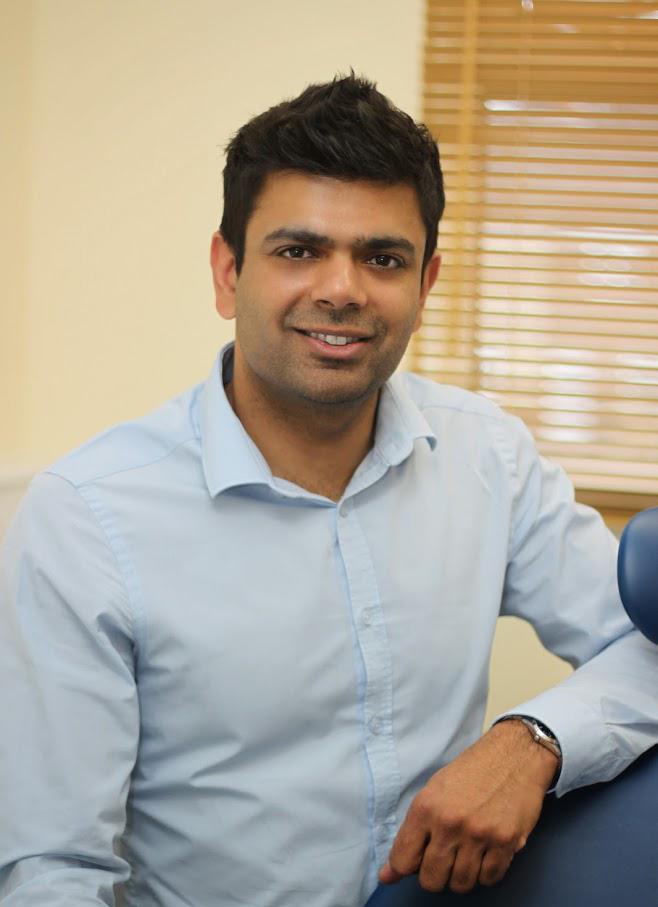 Jati, our dental surgeon.