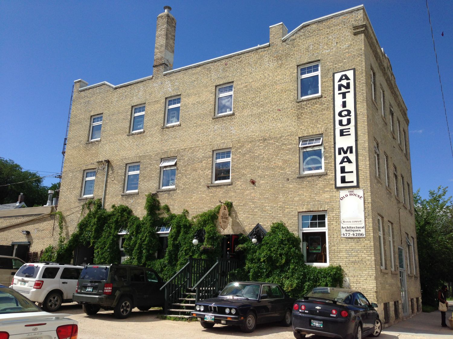 Old House Revival Company —   324 Young St, Winnipeg, MB