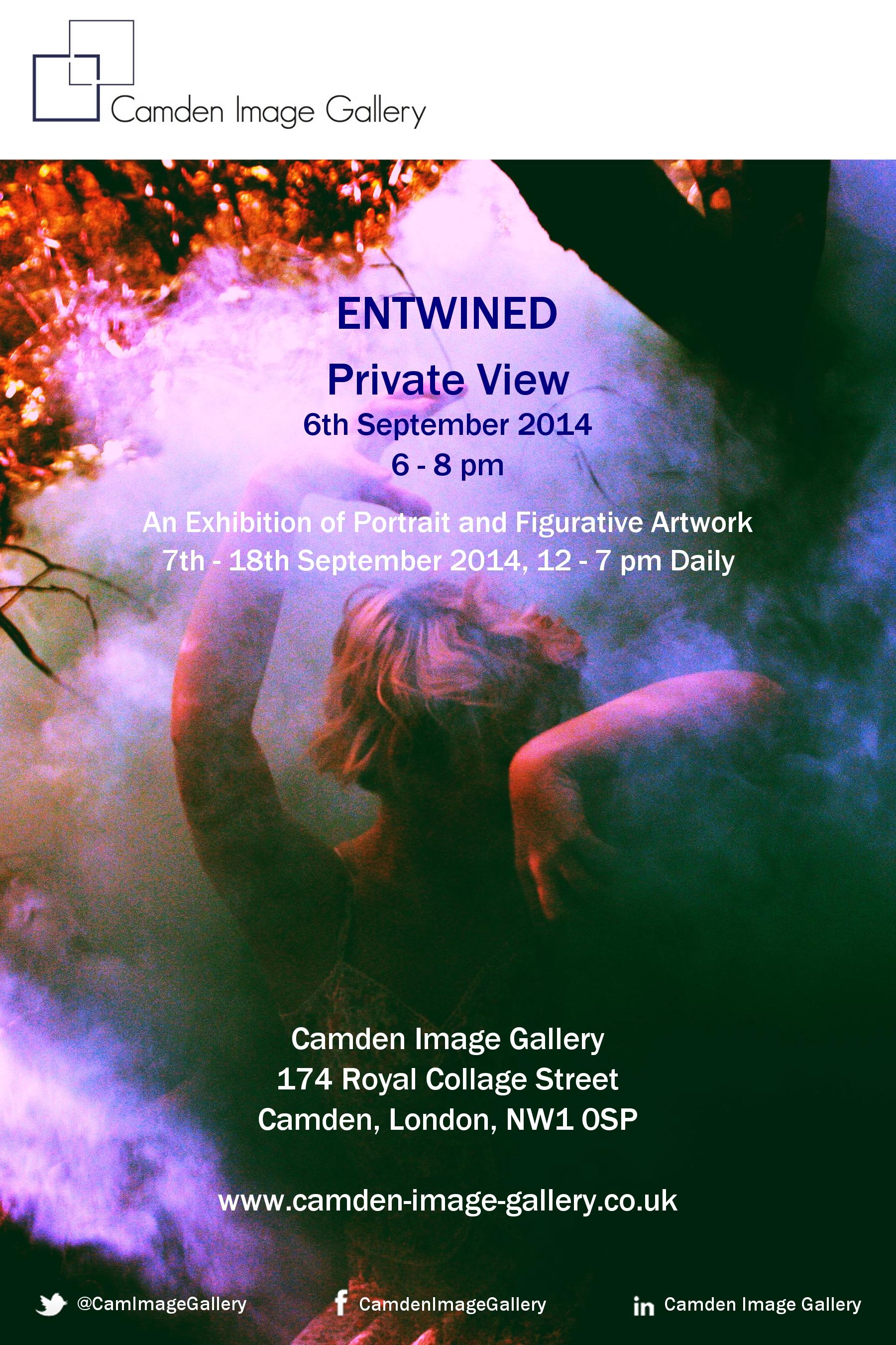 Karl Dmitri Bishop - Camden Image Gallery 2014