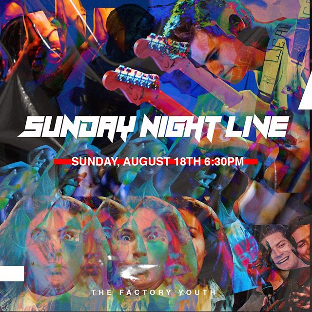 Food trucks, laser tag, bounce houses, live DJ, and sick music on us-see you on 8/18