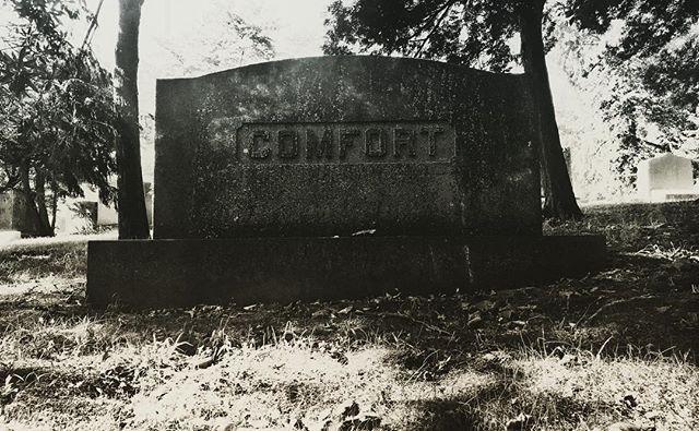 Remember, Death comes for Comfort. • • • #comfort #hustle #whatsinaname #gothic #ripsummer #dyingdaysofsummer #prosepoem #poetry