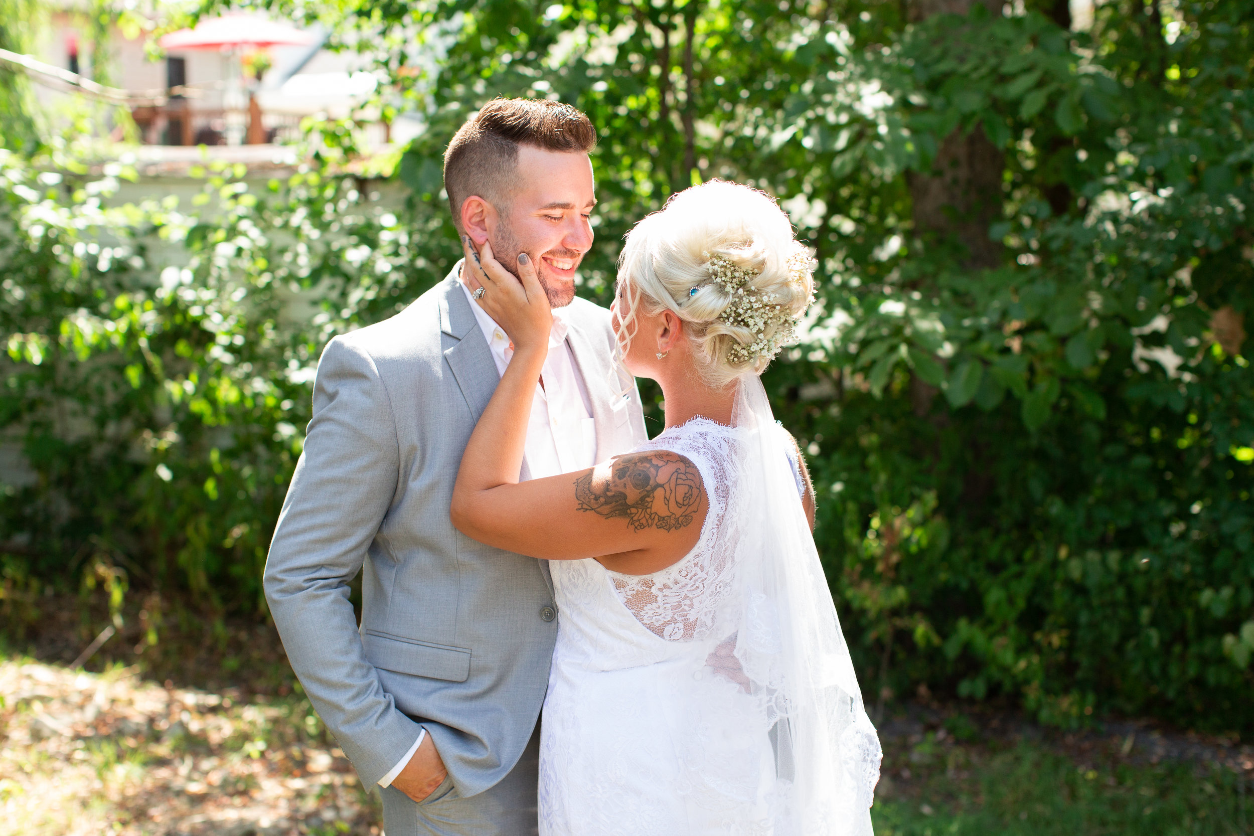 Taryn & Kory Lawrence  Vow Renewals in East Greenbush, New York